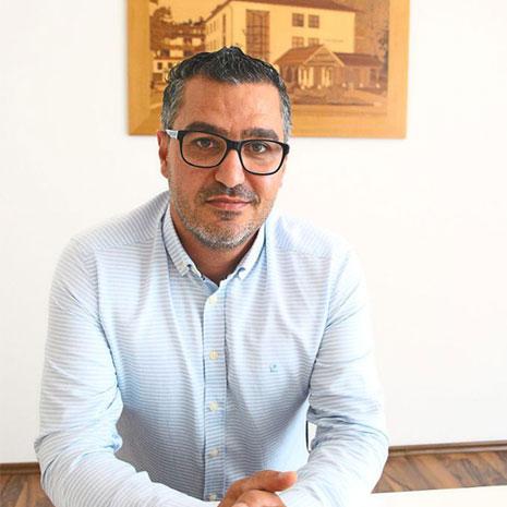 Bild Casim Ucucu, Geschäftsführender Gesellschafter CU Invest Holding GmbH